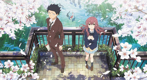 A Silent Voice preshow extras. click for deatils